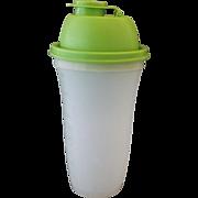 Tupperware Mixer Blender Green Lid #844-28