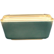 Pyrex Blue Primary Rectangle Refrigerator Dish