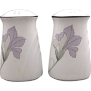 Noritake Cafe du Soir Salt and Pepper Shakers