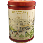 Hershey's Kisses Tin Hometown Series # 4