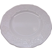 Indiana Glass Harvest Grape Dinner Plate