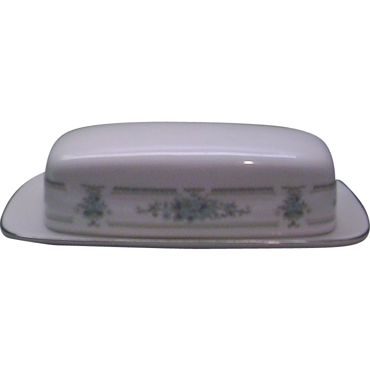 Elington Fine China of Japan Butter Dish