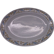 Harmony House Arlington Hall China Oval Platter