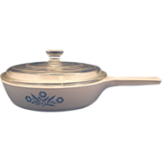 Corning Cornflower Menuette Small Skillet