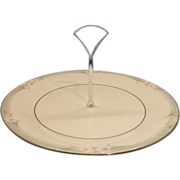Royal Doulton Sophistication Tidbit Handled Tray