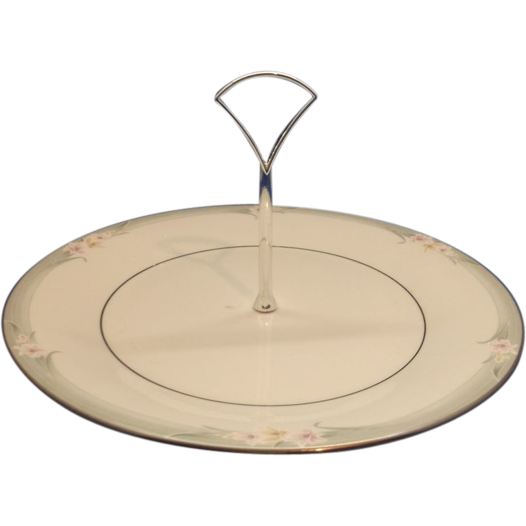 Royal Doulton Sophistication Tidbit Handled Tray