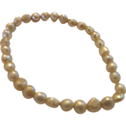 Freshwater Pearl Bracelet Stretch