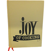 The Joy of Cooking 1964 Edition January 1973 Printing Irma Rombauer Marion Rombauer Becker