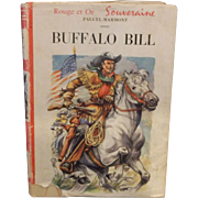 Buffalo Bill Paluel Marmont 1955 Hardcover French