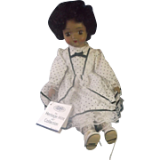Diane African American Victorian Heritage Mint Porcelain Doll