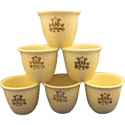Pfaltzgraff Village Custard Cups Set of 8