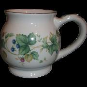 Andrea by Sadek Floral Porcelain Tea Pocket Mug Japan