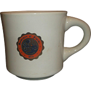 University of Florida Seal Pottery Coffee Mug Souvenir