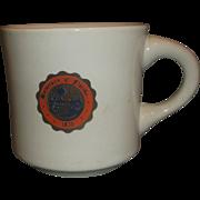 University of Florida Seal Pottery Coffee Mug Souvenir
