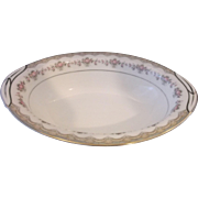 Noritake Glenwood 10 IN Oval Bowl Fine China