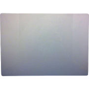 Corning Winter Frost White Counter Saver 10 x 14 Cutting Board Trivet