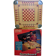 Merdel Carrom Board #100 Game Set Original Box