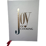 THE JOY OF COOKING 1975 EDITION OCTOBER 1979 PRINTING IRMA ROMBAUER MARION ROMBAUER BECKER