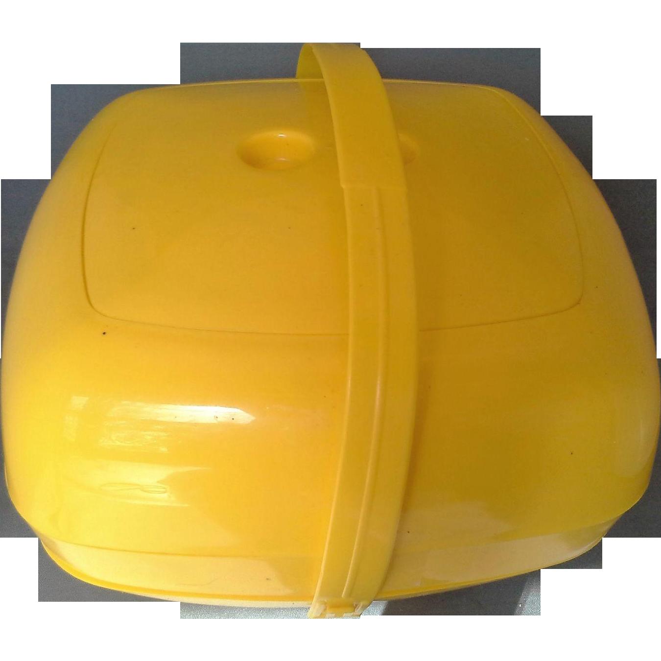 Pic Nic Pac Yellow Picnic Butler Dish Set