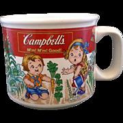Campbell's Kids Gardening Soup Mug Westwood