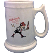 Pfaltzgraff Old German Beer Brand Stein Mug 286 M