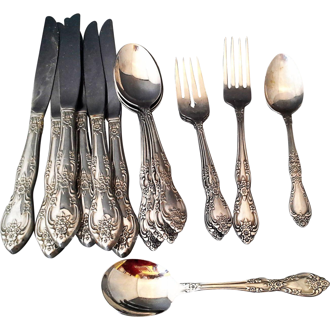 oneida 18 8 stainless flatware images reverse search