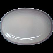 Pfaltzgraff Aura 14 IN Oval Platter