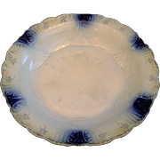 SVOC Imperial China Flow Blue Soup Bowl