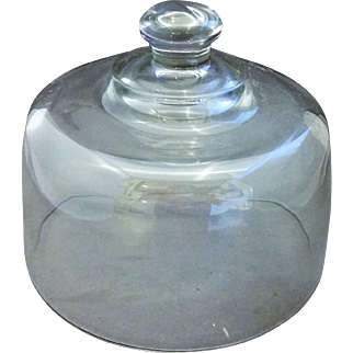 Glass Cheese Dome Only