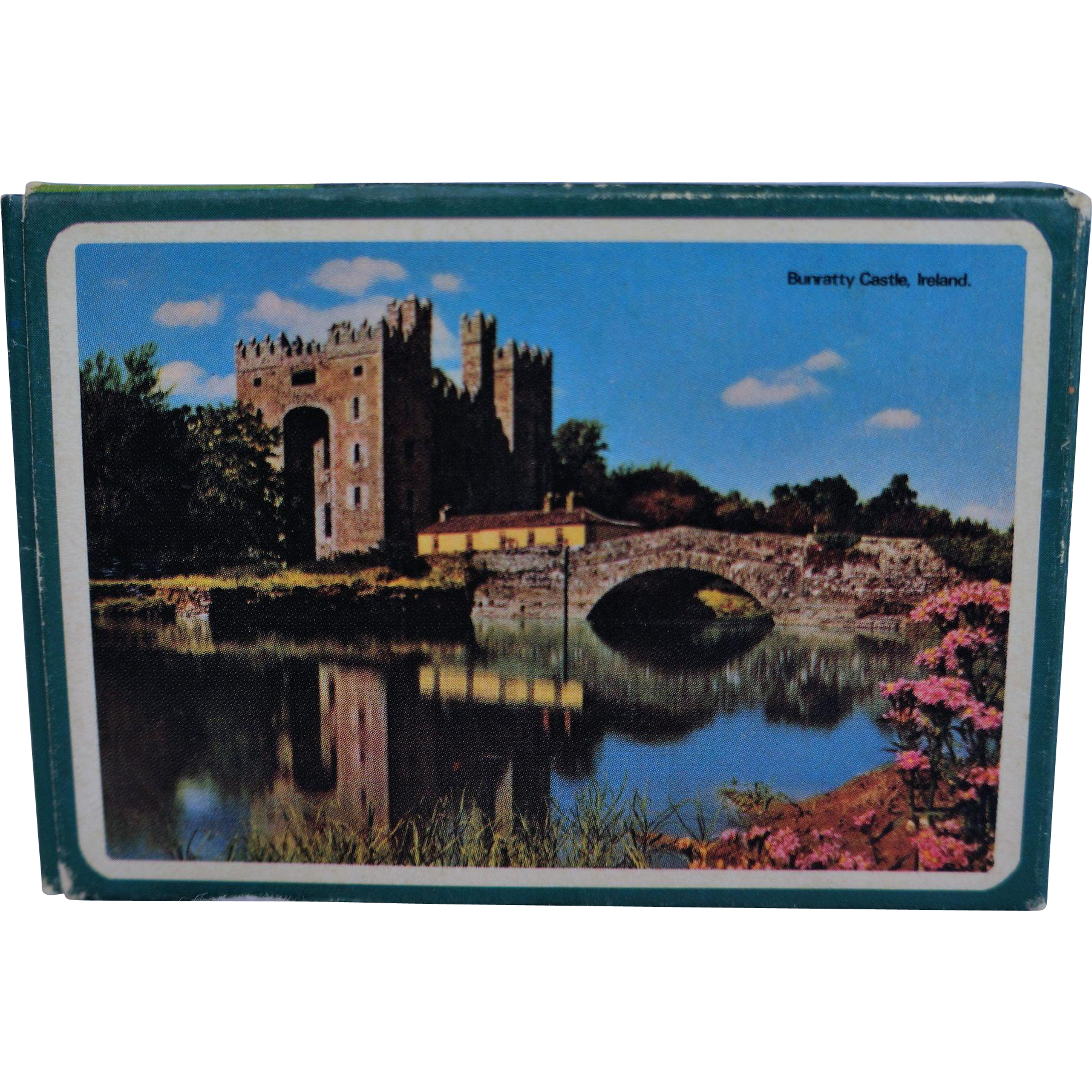 John Hinde Ireland Souvenir Playing Cards Single Deck 1980s