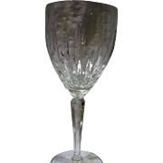 Lenox Clarity Crystal Wine Glass 7 IN