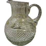 Galway Irish Crystal Leah 44 Oz Pitcher