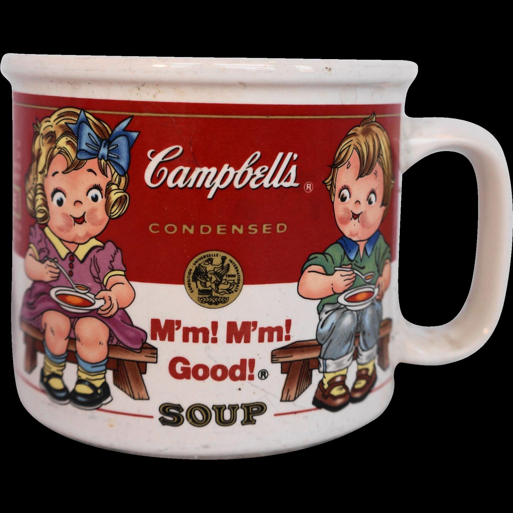 Campbells Kids M'm M'm Good Soup Mug
