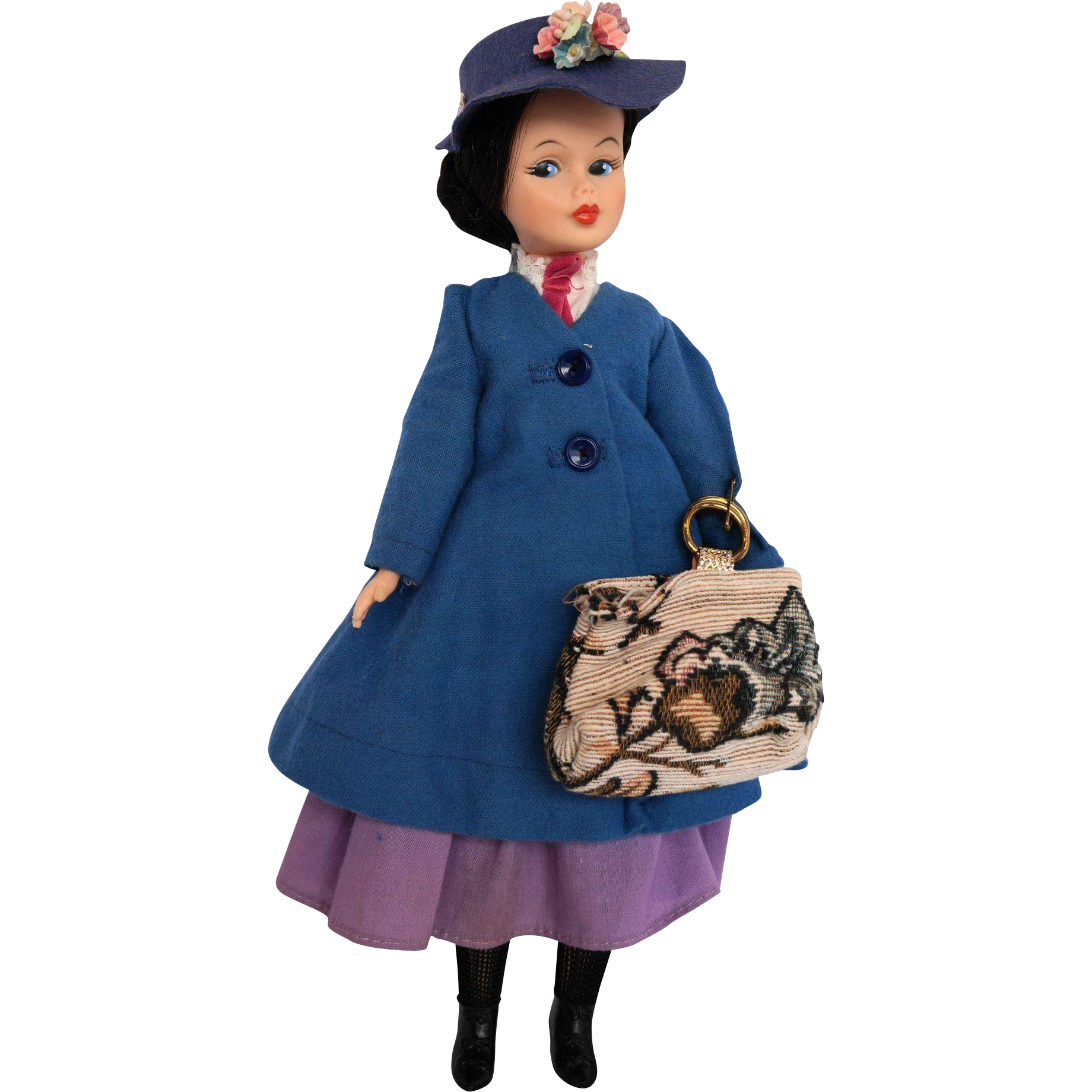 Mary Poppins Disney Horsman Doll 1965