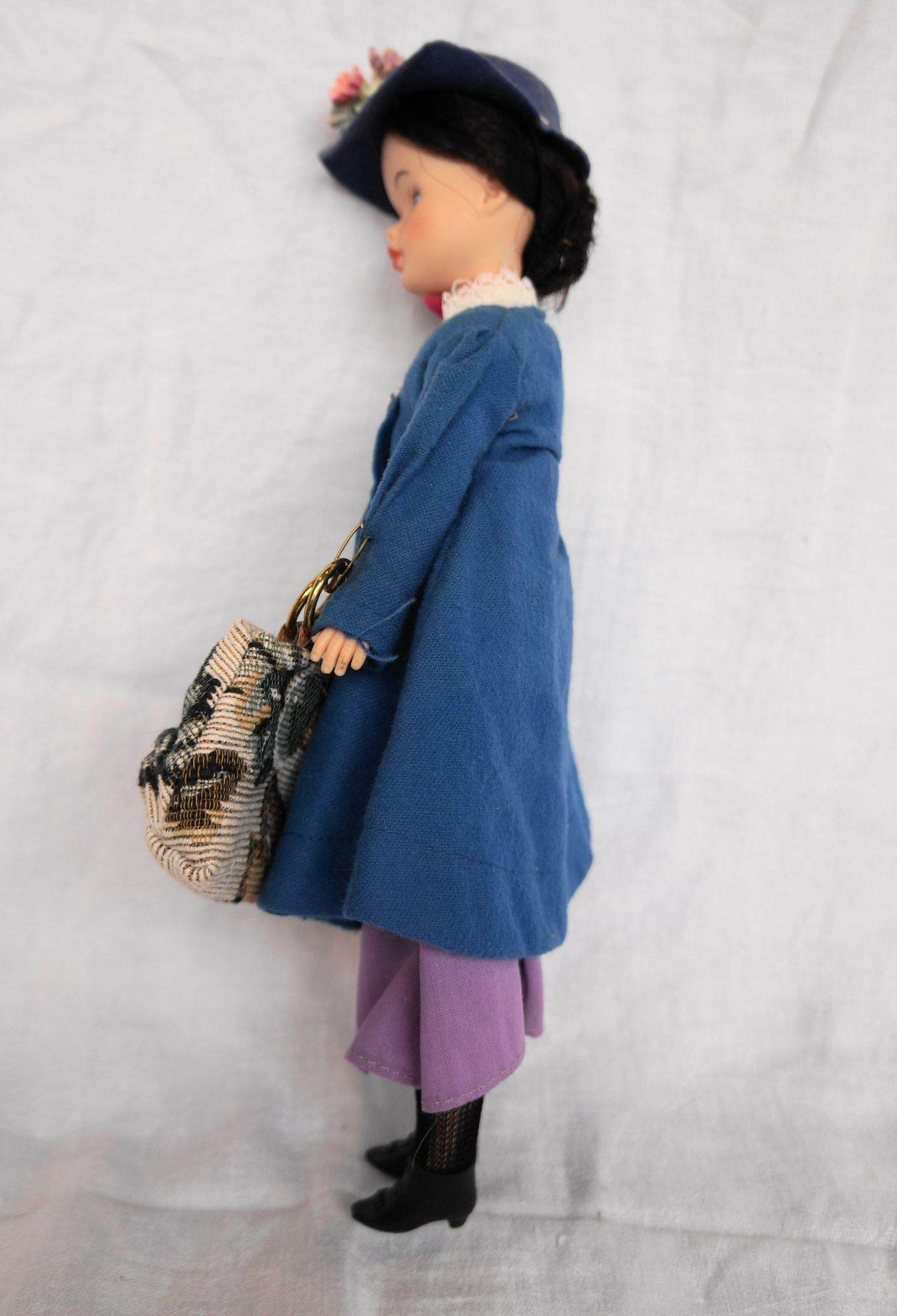 Mary Poppins Disney Horsman Doll 1965 From
