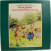 Peter Rabbit Tales of Beatrix Potter Original Soundtrack Recording Royal Ballet Film Angel Records