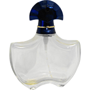 Guerlain Shalimar Empty Bottle Made in France
