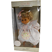 Corolle Catherine Refebart Carousel of Playthings Soft Vinyl Doll 18 IN NRFB