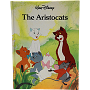 The Aristocats Walt Disney Classic Series Hardcover 1988