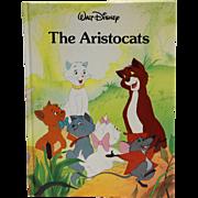 The Aristocats Walt Disney Classic Series Hardcover 1988