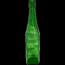 Yago Rioja Santiago Green Onion Neck Vintage Wine Bottle Square Base