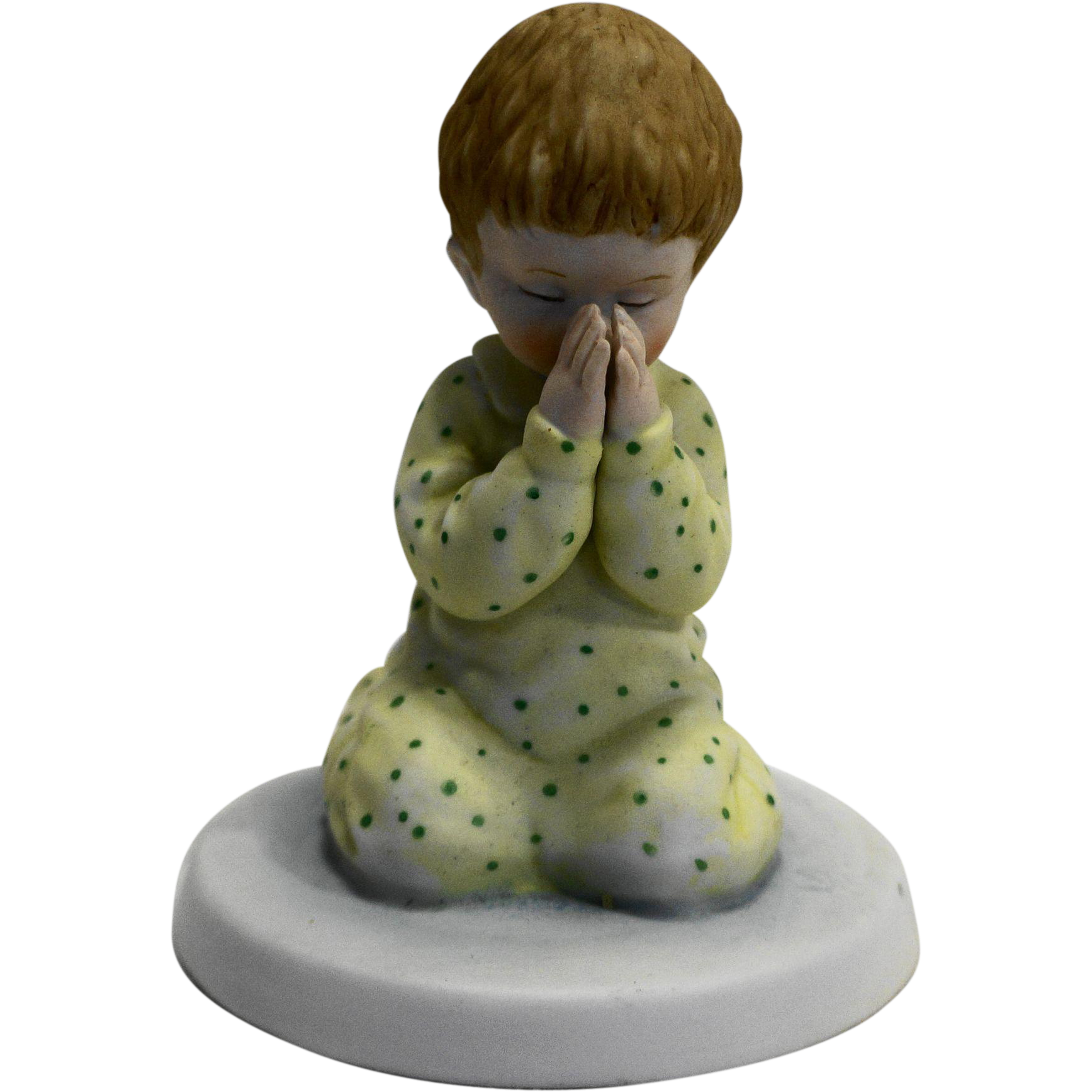 Nighttime Thoughts A Child's World Porcelain Figurine Frances Hook