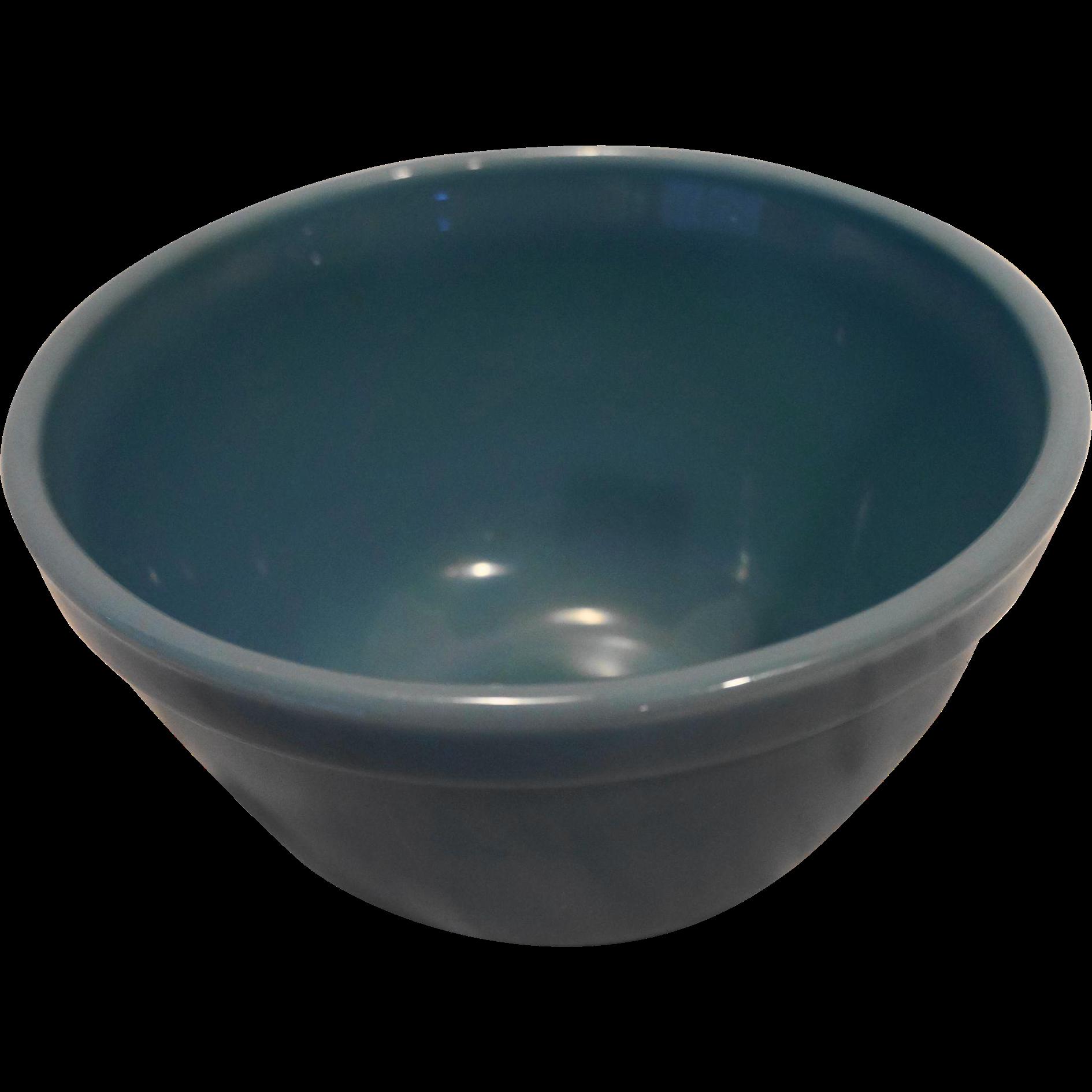 Pyrex Delphite Blue Bluebelle 401 1 1/2 Pint Small Bowl