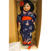 Lawton Doll Girls Day Japan Eiko NIB MIB Ltd Ed 23/500 1990