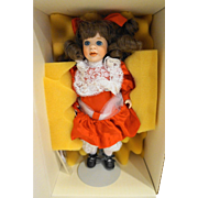 Lawton Doll Let Me Call You Sweetheart NIB MIB Ltd Ed 204/250 1994 Memories