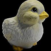 Easter Chick Bird Planter Inarco Mexico 1986