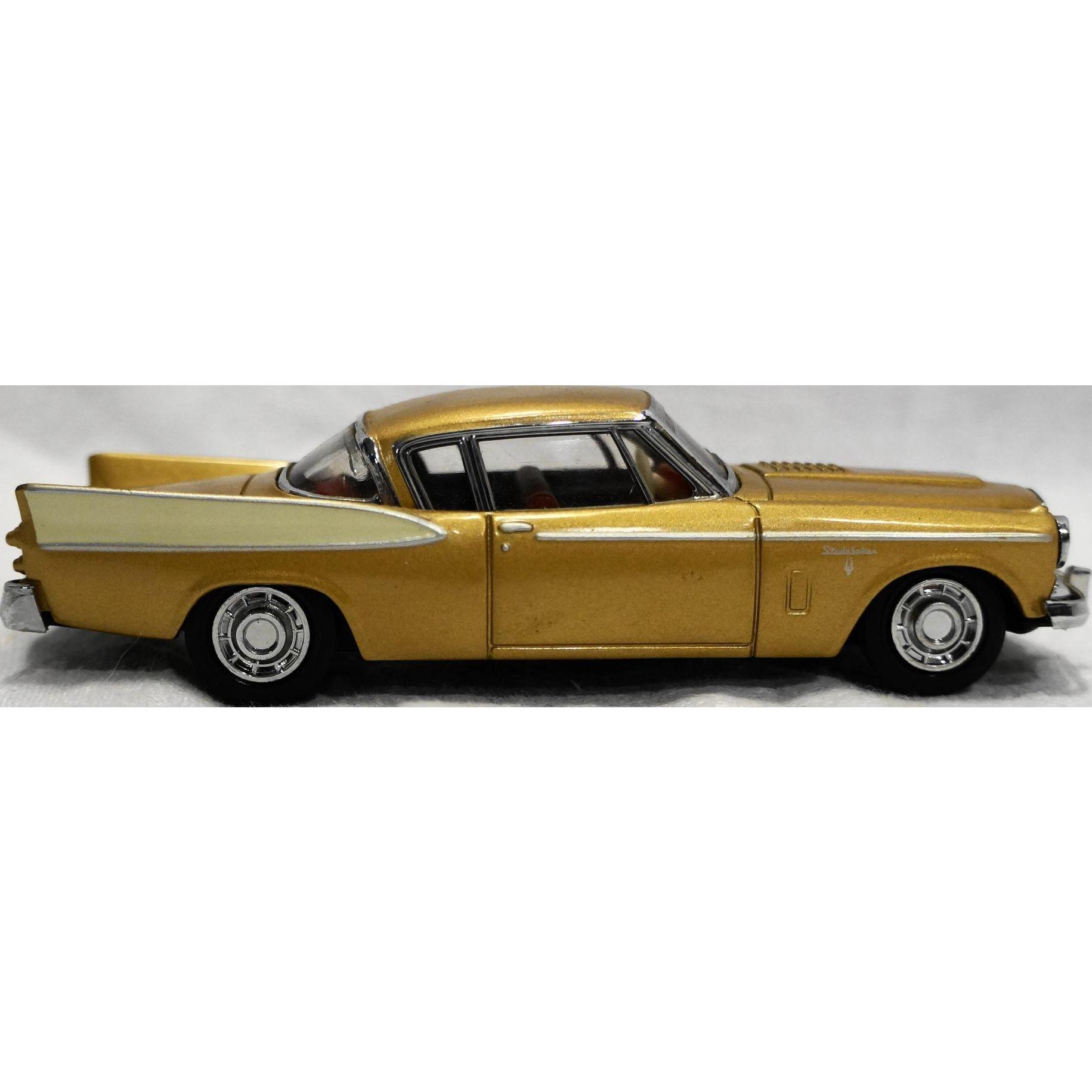 Dinky 1991 1958 Studebaker Golden Hawk Matchbox Car