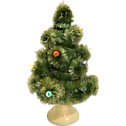 Glolite Tabletop Christmas Tree Lamp Visca Branches Complete With Box Working