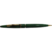 Sheaffer Balance Jade Green Mechanical Pencil 1930s
