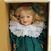 Lawton Doll Christmas Joy First Annual Christmas Doll NIB NRFB Ltd Ed AP/5 1988